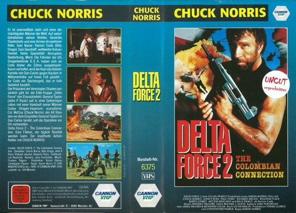 Delta Force 2 - The Colombian Connection (Neuauflage)