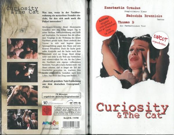 Curiosity & The Cat (NEU, OVP)