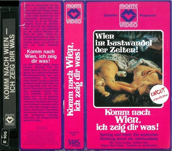 Komm nach Wien, ich zeig Dir was - Wien im Lustwandel der Zeit (Glasbox)