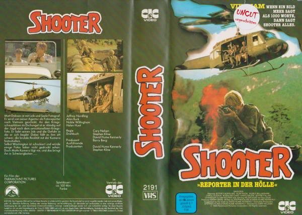 Shooter - Reporter in der Hölle