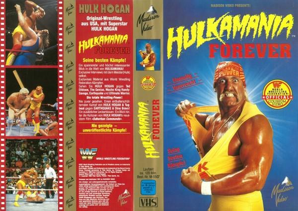 Hulkamania Forever (WWF Wrestling)