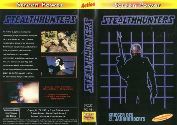 Stealthhunters - Die Krieger des 21. Jahrhunderts (Screen Power)