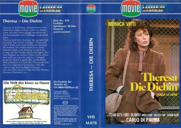 Theresa - Die Diebin