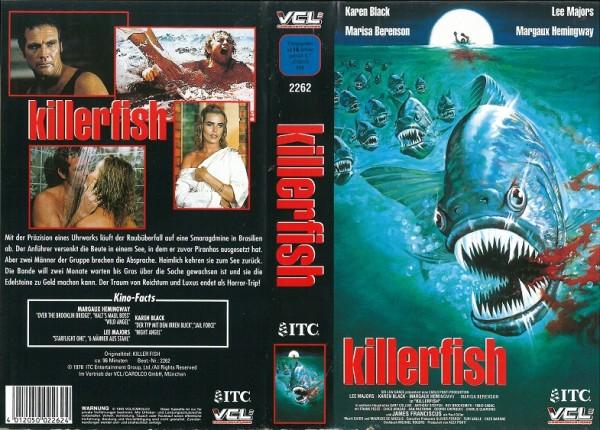 Killerfish - Piranhas 2 - Die Rache der Killerfische (VCL)