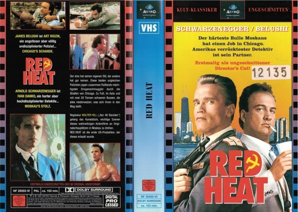 Red Heat (Astro)