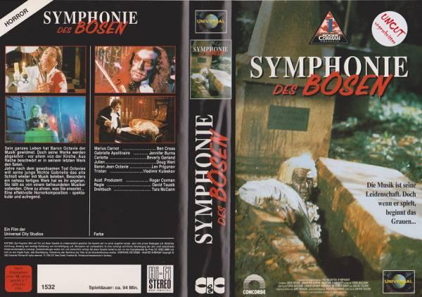Symphonie des Bösen