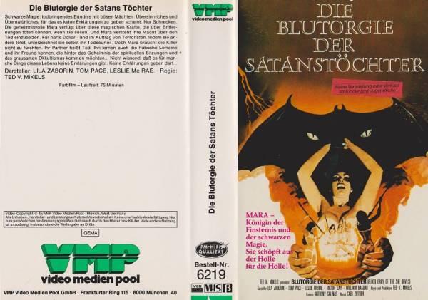 Blutorgie der Satanstöchter, Die (VMP)