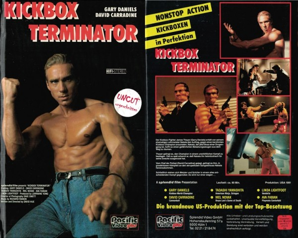 Kickbox Terminator - Capital Punishment (Hartbox)