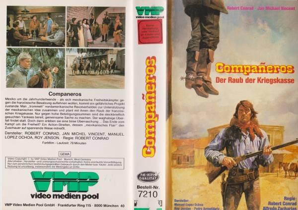 Companeros - Der Raub der Kriegskasse (VMP)