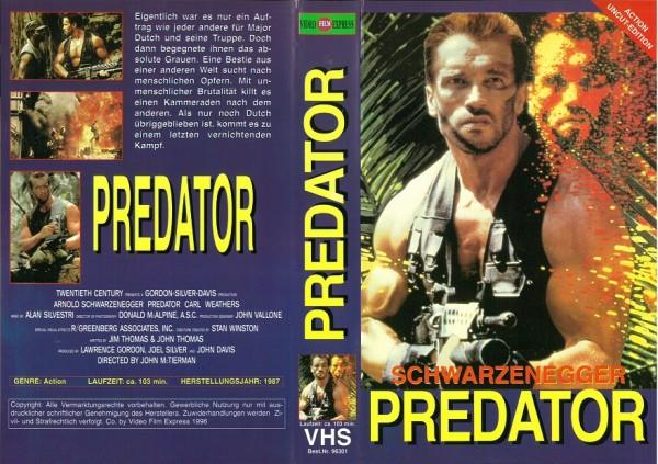 Predator (Videofilm Express)