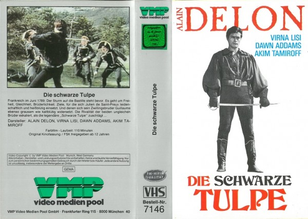 schwarze Tulpe (VMP)