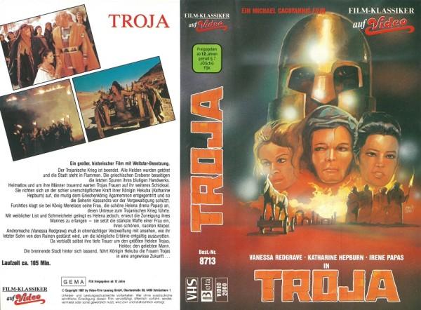 Troja - Die Trojanerinnen (VFL Video)