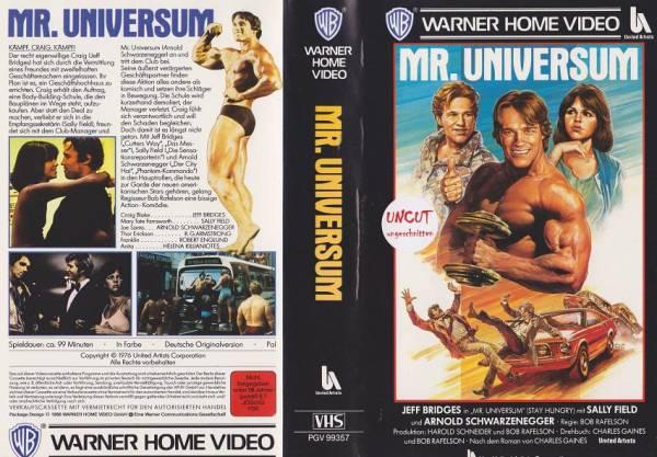 Mr. Universum