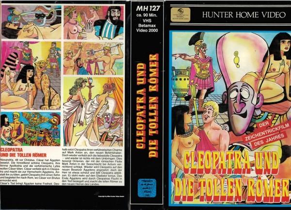 Cleopatra und die tollen Römer (MH schwarz)