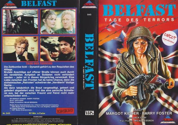 Belfast - Tage des Terrors