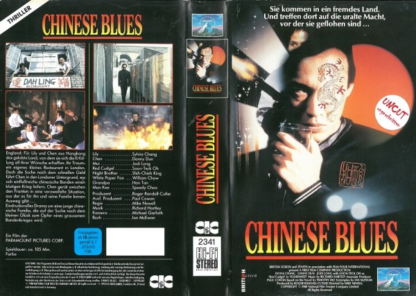 Chinese Blues