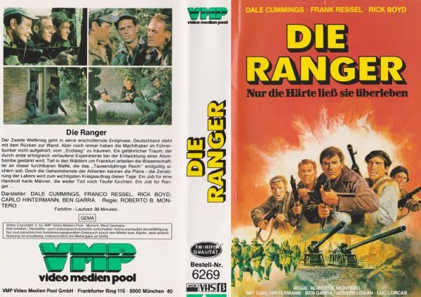 Ranger, Die - Nur die Härte ließ sie überleben