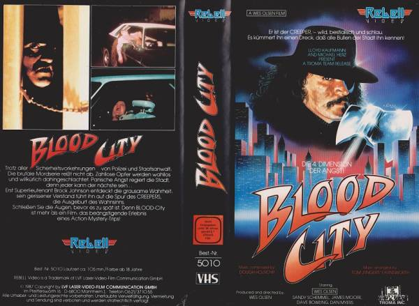 Blood City - The Dark Side of Midnight