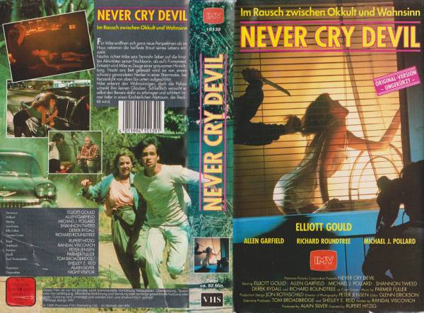 Never cry Devil
