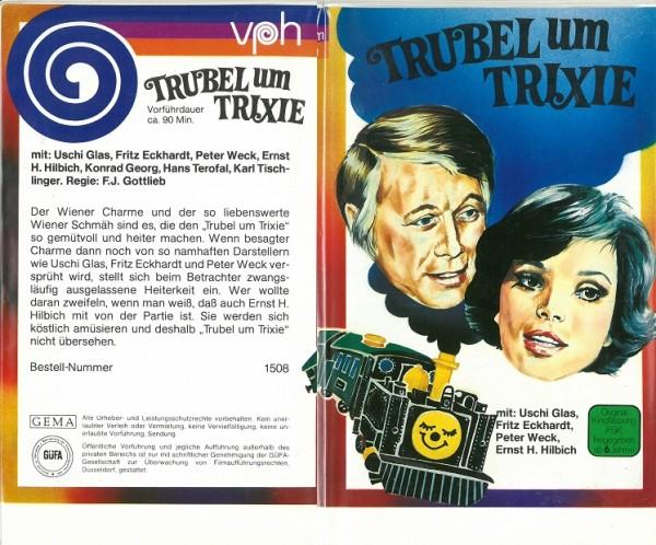 Trubel Um Trixie