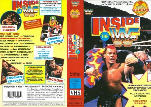 Inside the WWF (WWF Wrestling)