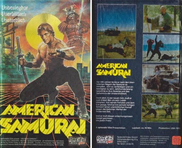 American Samurai (Hochglanzhartbox)