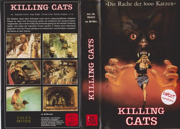 Killing Cats - Rache der 1000 Katzen