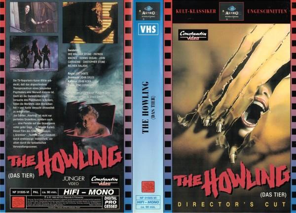 Howling, The - Das Tier (Astro)