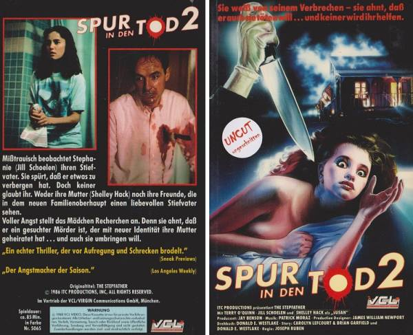 Spur in den Tod 2 - The Stepfather