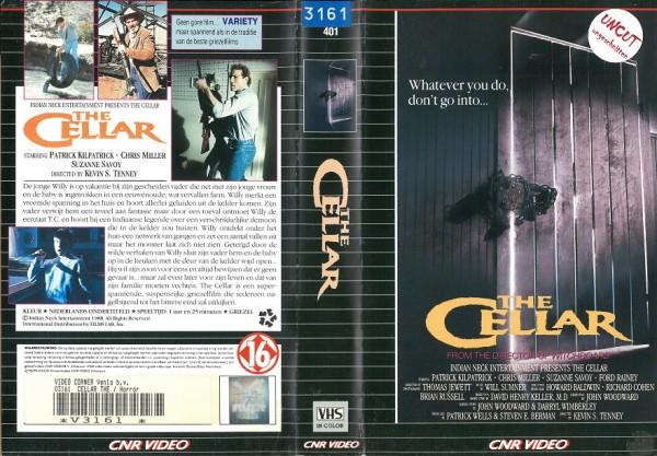 Cellar, The - Anthony 2 - Die Bestie kehrt zurück (CNR Video NL Import)