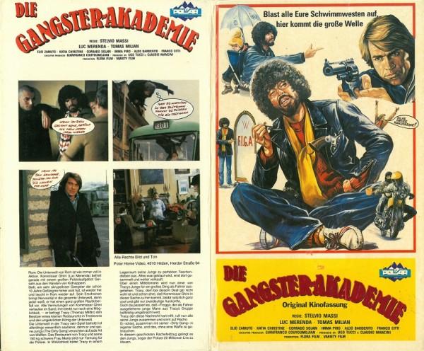 Gangsterakademie, Die (Gangster Akademie) - Hartbox