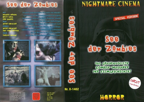 See der Zombies - Zombie Lake - Sumpf der lebenden Toten (Nightmare Cinema)