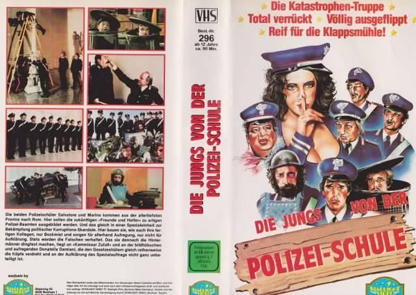 Jungs von der Polizeischule, Die