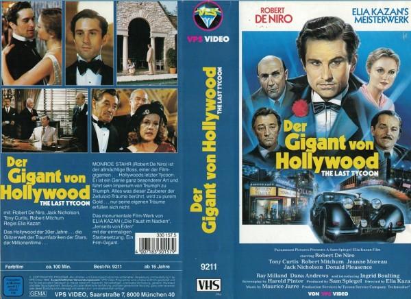 Gigant von Hollywood, Der (NA)
