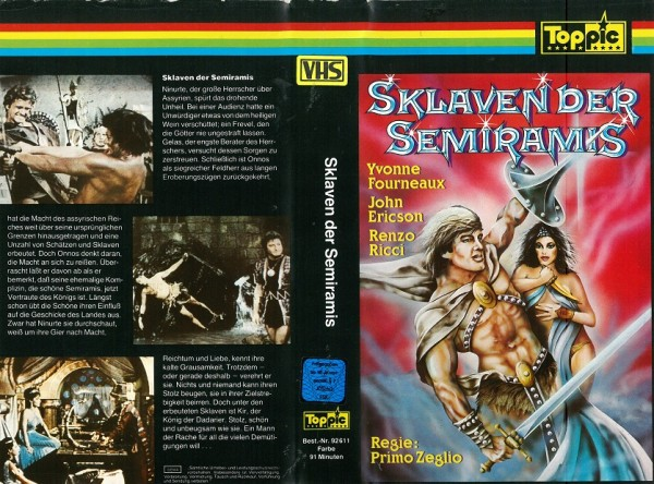 Sklaven der Semiramis, Die (Toppic)