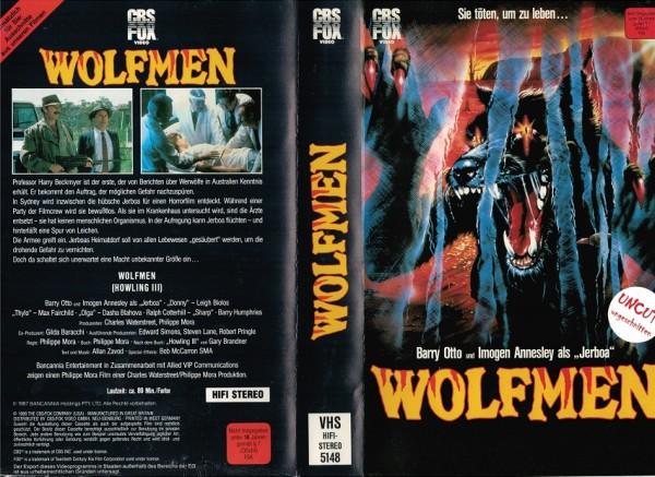 Wolfmen / Howling 3 (CBS gross)