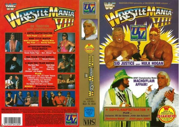 Wrestlemania VIII (WWF Wrestling)