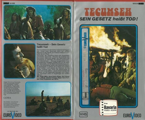 Tecumseh - Sein Gesetz heißt Tod (Bavaria)
