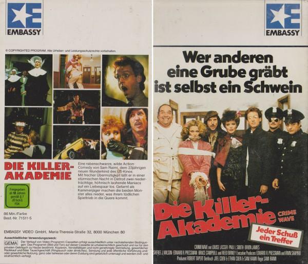Killer-Akademie, Die