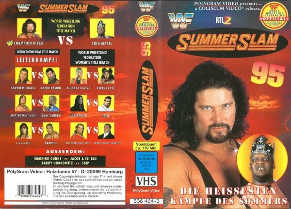 Summer Slam 95 (WWF Wrestling)