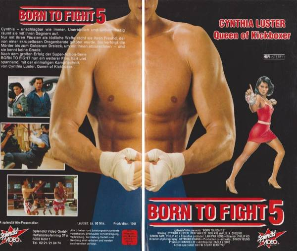 Born to Fight 5 (Hartbox)