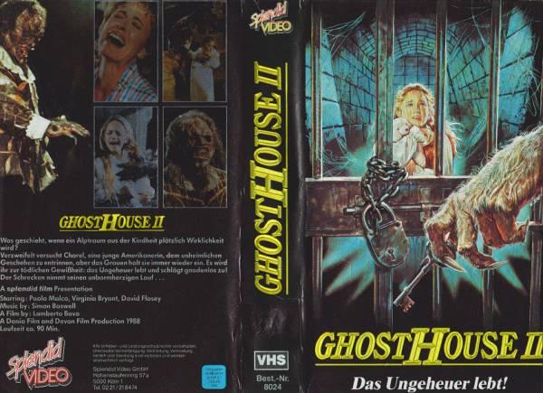 Ghost House 2 - Das Ungeheuer lebt