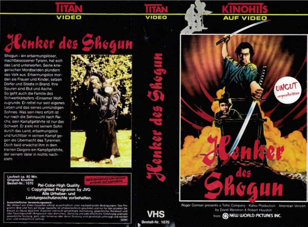 Henker des Shogun - Shogun Assassin