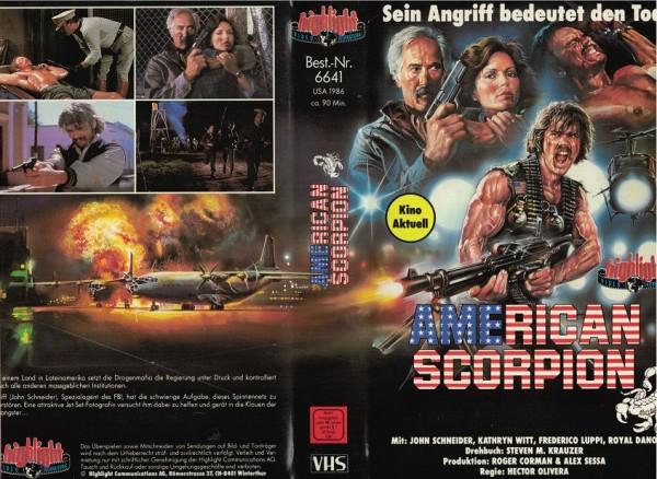 American Scorpion (Einleger)