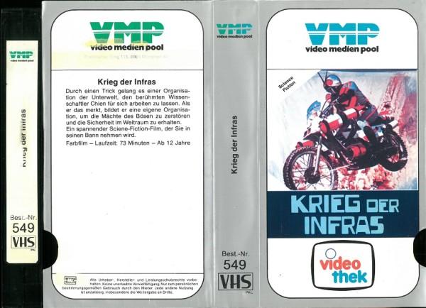 Krieg der Infras (VMP Glasbox - Motiv Motorrad)