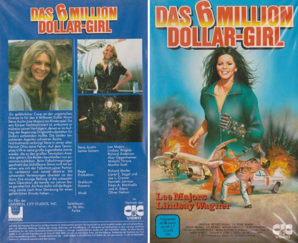 6 Million Dollar-Girl, Das