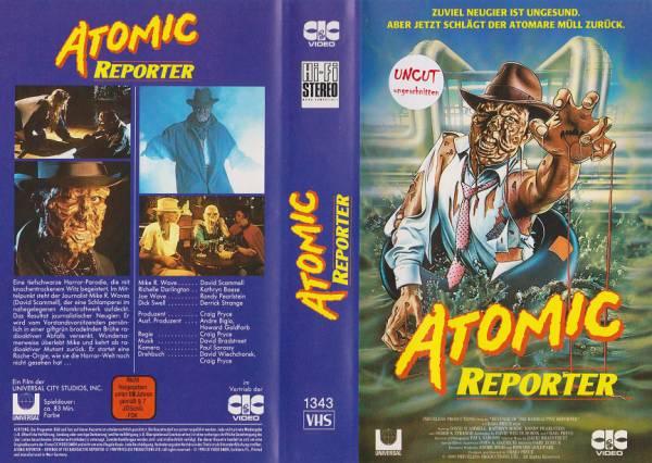 Atomic Reporter