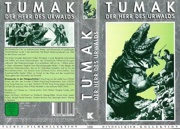 Tumak - Herr des Urwalds