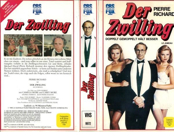 Zwilling, Der (CBS klein)