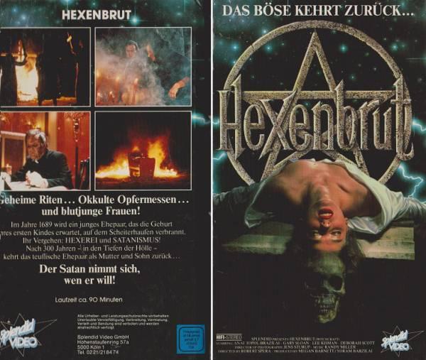 Hexenbrut - Witchcraft